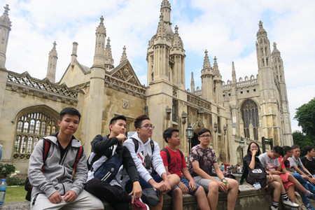 11.Cambridge visit