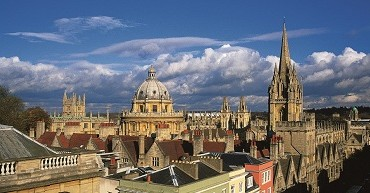 Dreaming Spires from High Street